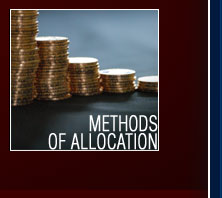 methods of allocation